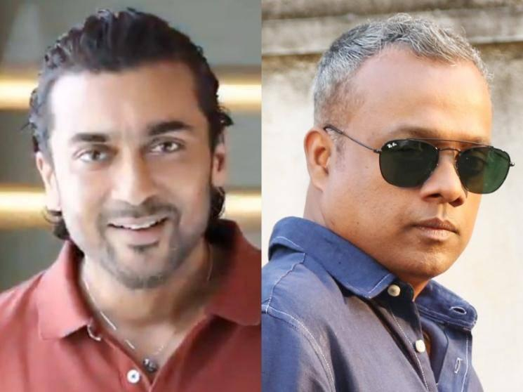 Suriya and Gautham Menon begin shooting for Mani Ratnam's Navarasa, PC Sreeram on board!