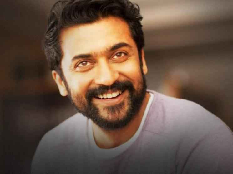 Suriya thanks his fans for making his birthday special - emotional statement here!