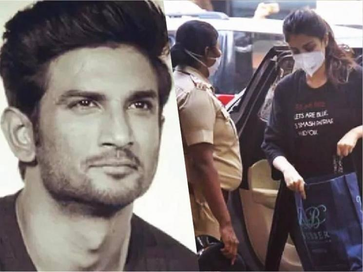 Actress Rhea Chakraborty arrested by NCB in Sushant Singh Rajput death case