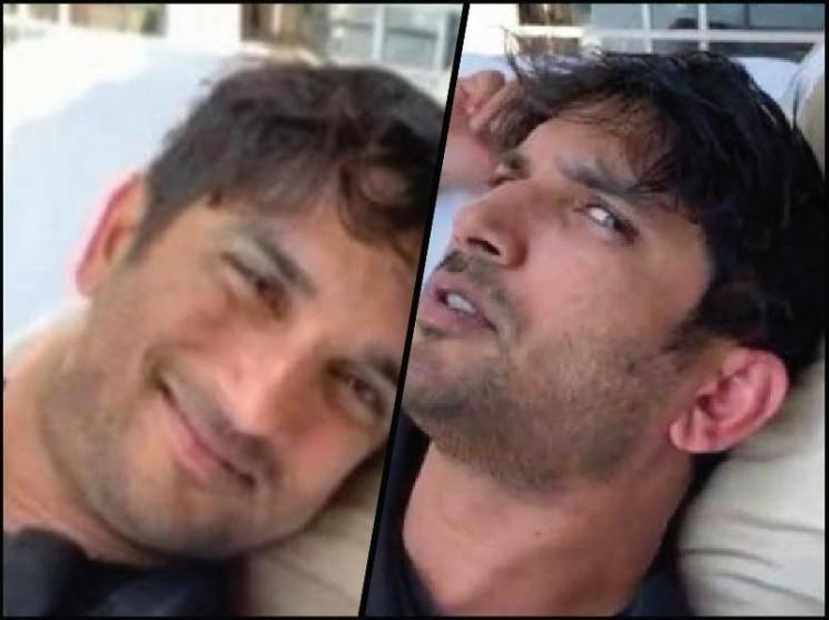 Sushant Singh Rajput's unseen video goes viral | Rhea Chakraborty