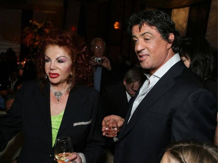 Sylvester Stallone's mother Jackie Stallone passes away at 98