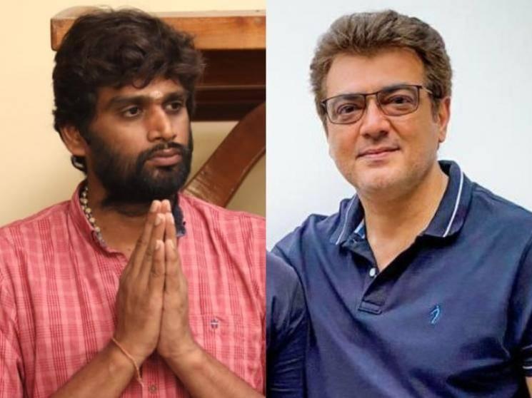 Valimai director H. Vinoth's new look | Thala Ajith | Boney Kapoor | Yuvan Shankar Raja