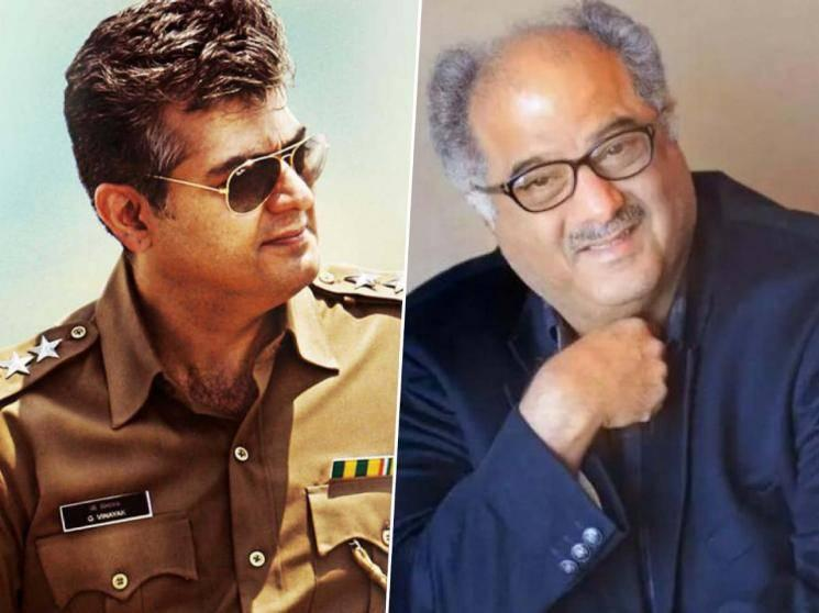 Valimai producer Boney Kapoor announces new project titled Zidd