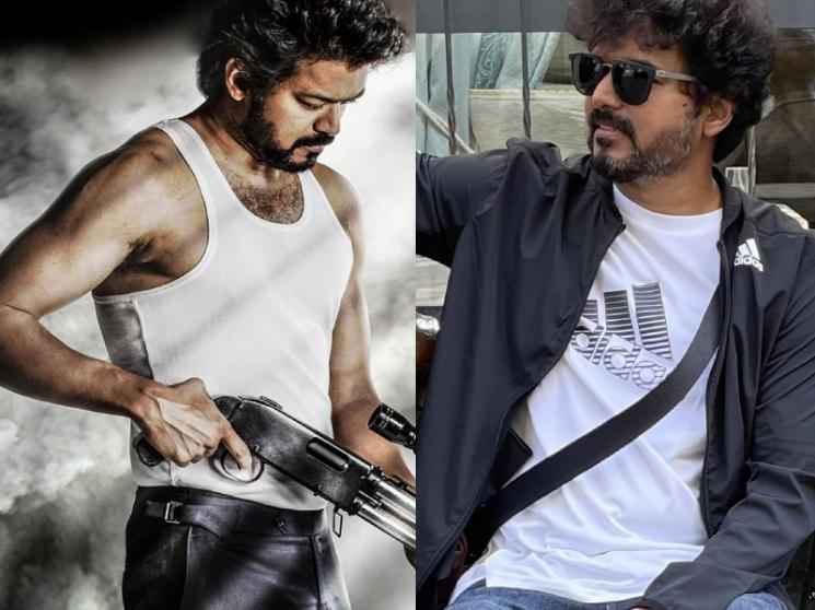 Thalapathy Vijay's reaction to Beast First Look   Latest trending statement here!