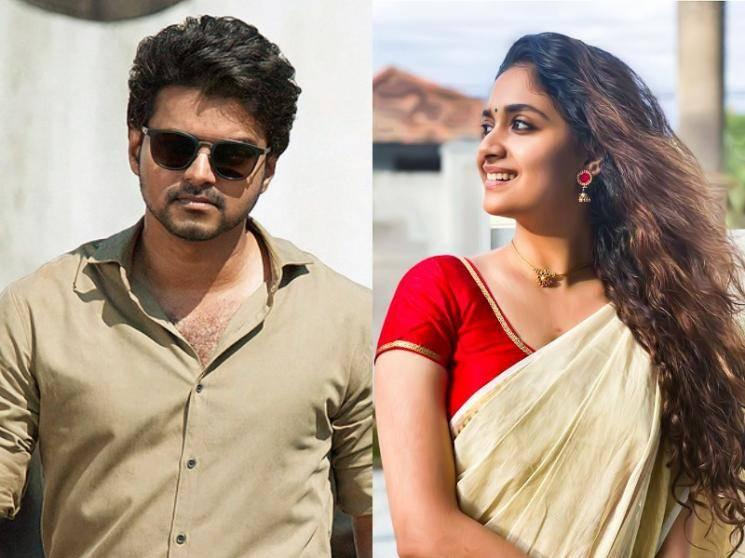 Twitter India releases 2020 lists - Master, Thalapathy Vijay and Keerthy Suresh at the top
