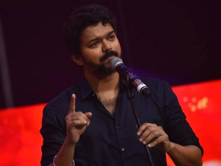 Thalapathy Vijay holds sudden meeting with Vijay Makkal Iyakkam members