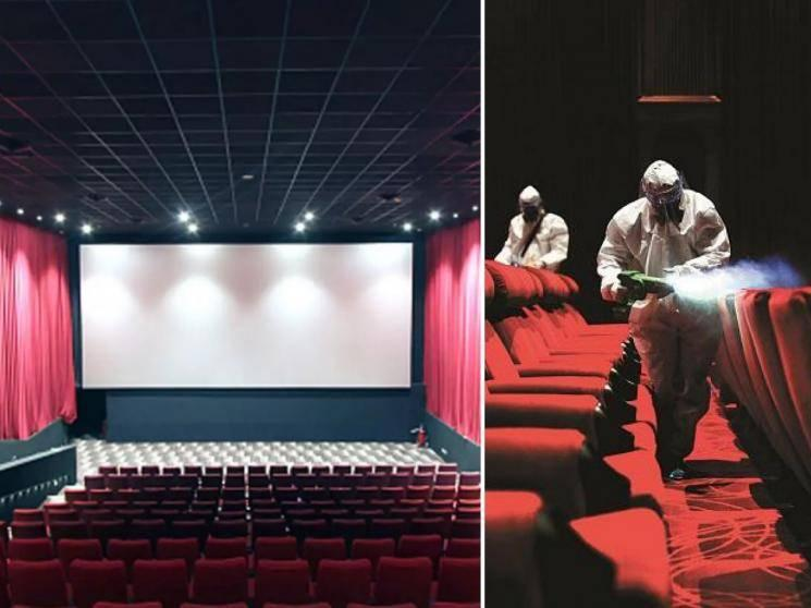 Centre announces theatres can reopen with 50 percent occupancy from October 15