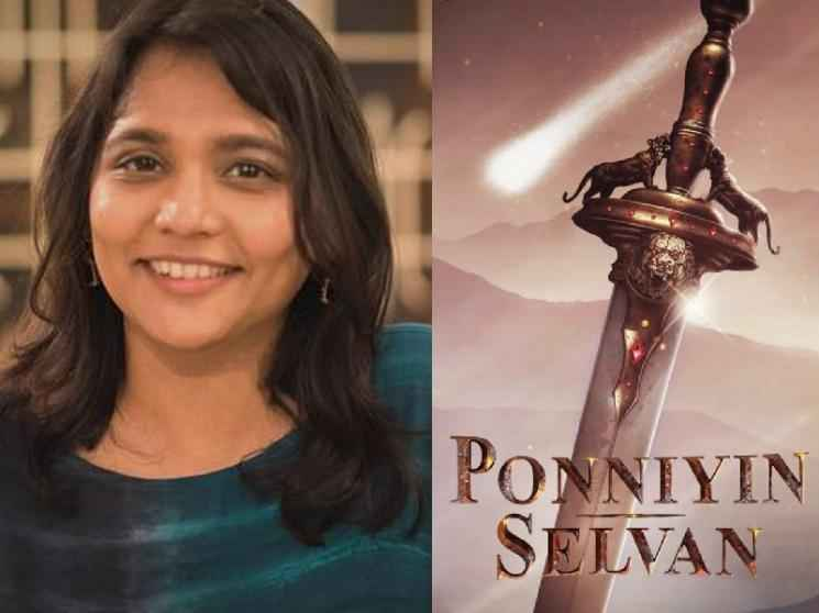 This talented actress confirms acting in Mani Ratnam's Ponniyin Selvan! Check Out!