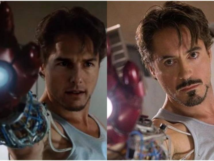 Tom Cruise as an alternate universe Iron Man in Doctor Strange 2 - Next big Marvel rumor! - Tamil Cinema News