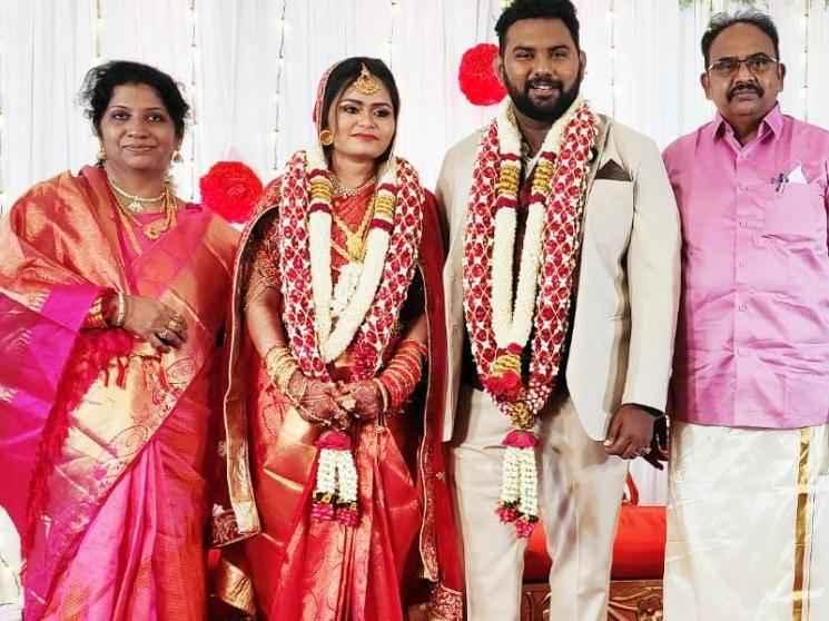 VJ Ashiq gets MARRIED - Wedding Video Here | Vijay Sethupathi's surprise!