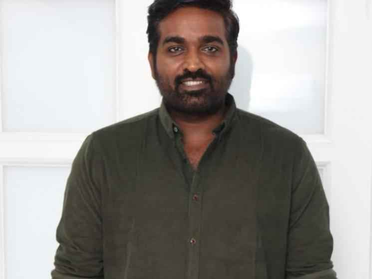 Vijay Sethupathi's latest move wins hearts - wishes pour in for the star actor!