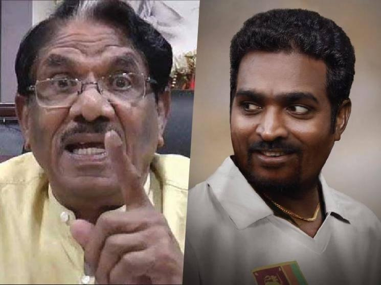 Vijay Sethupathis 800 movie controversy - Bharathiraja issues a strong statement