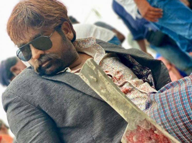 Vijay Sethupathi wraps his portions in Laabam, shooting spot group pic goes viral!
