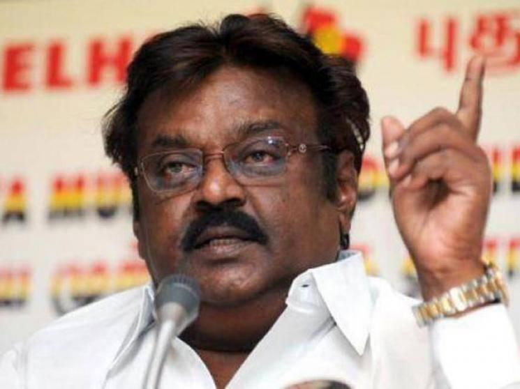 Vijayakanth admitted to hospital again for secondary tests