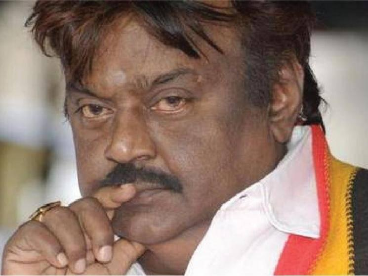 Vijayakanth tests positive for COVID -19, admitted to hospital
