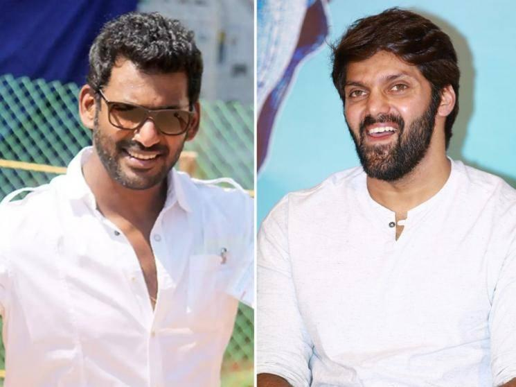 OFFICIAL: Vishal and Arya's new action film - Iru Mugan director Anand Shankar on board