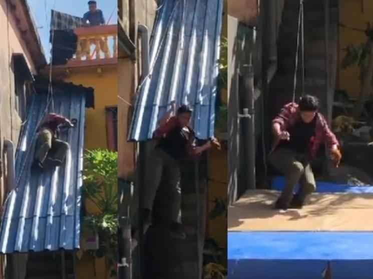 WOW: Samantha performs risky stunt moves without any dupe - VIRAL VIDEO here!