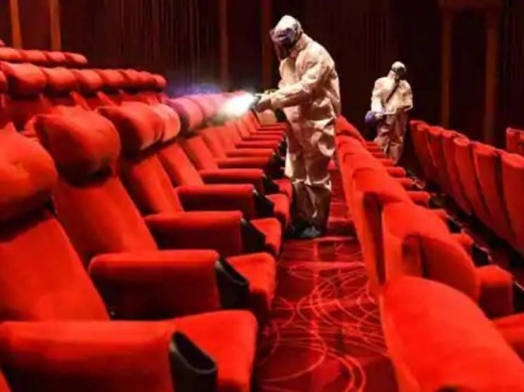 OFFICIAL Announcement: Cinema Theatres to reopen from this date!