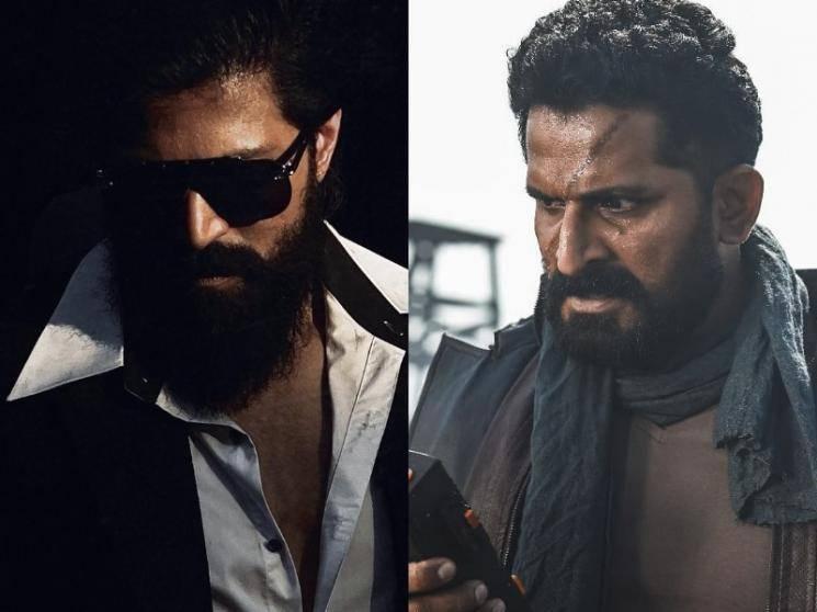 John Kokken wraps up filming Yash's KGF: Chapter 2 | Prashant Neel | Sanjay Dutt
