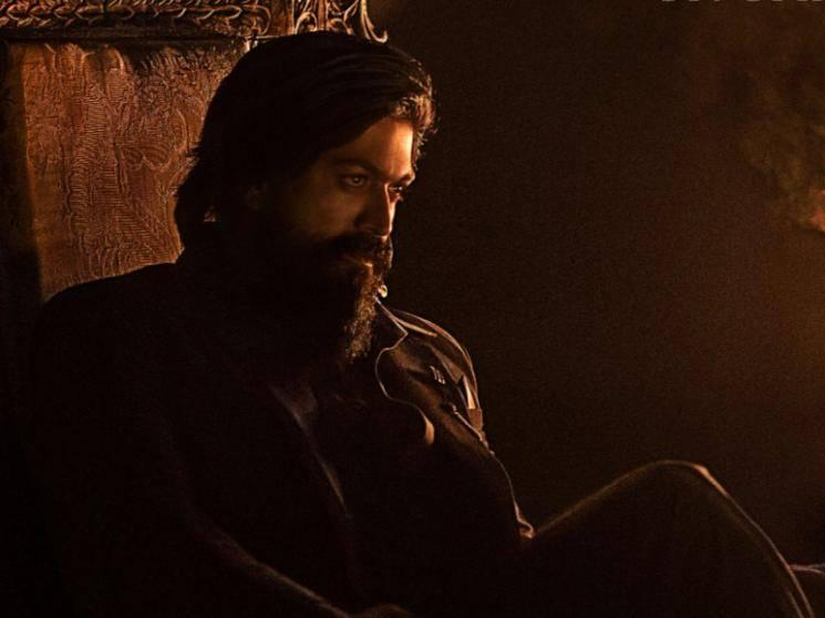 OFFICIAL: KGF: Chapter 2 on January 8, Yash's new mass poster released