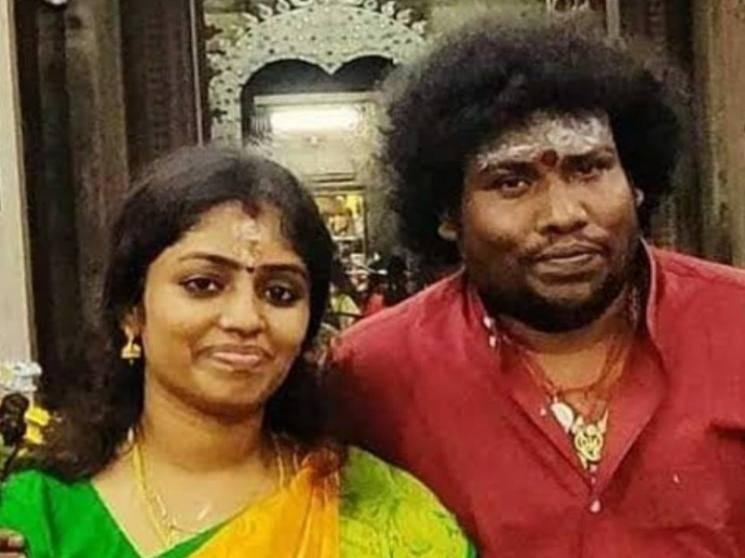 Yogi Babu and wife Manju Bhargavi blessed with a baby boy - Official Announcement!
