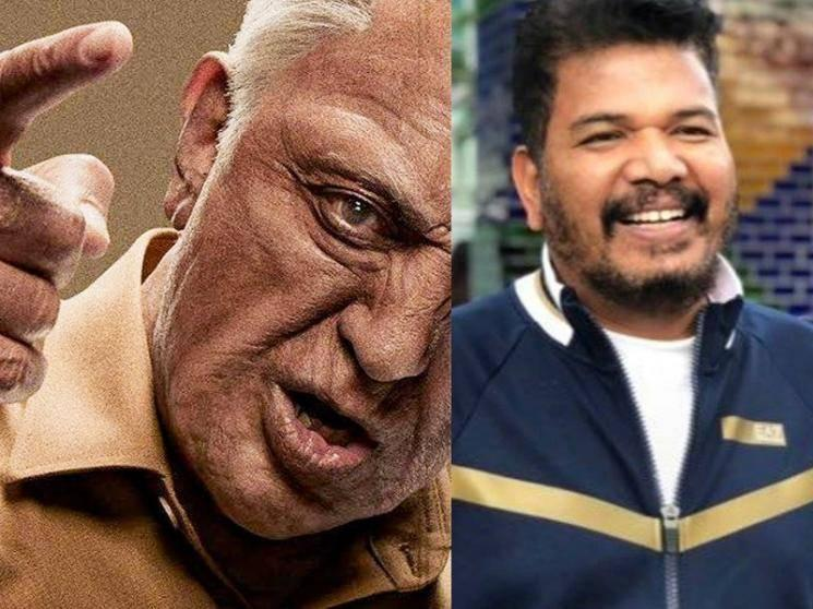 EXCLUSIVE: Important details on shooting update of Shankar's Indian 2 | Kamal Haasan