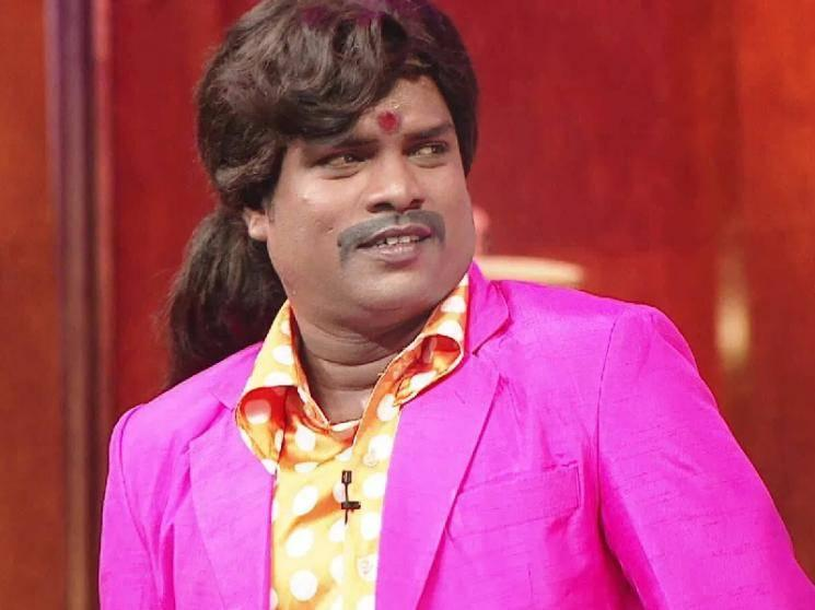 SHOCKING: Popular Tamil comedian Vadivel Balaji passes away!