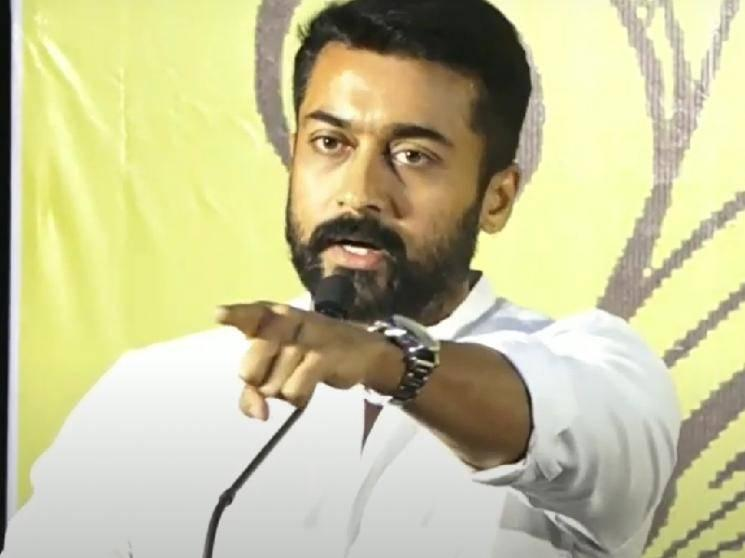 Suriya's breaking statement on Meera Mitun's controversial videos!