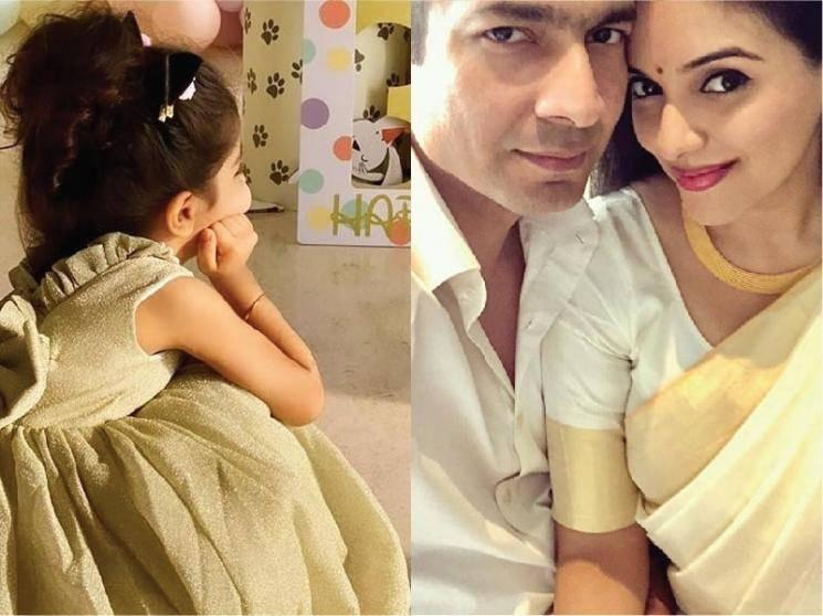 Asin's daughter looks exactly like her in her third birthday celebration - viral pictures and videos
