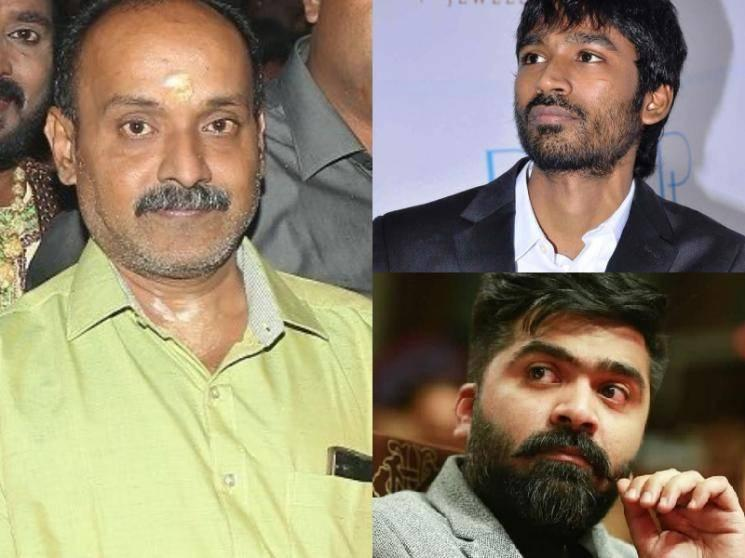 Simbu and Dhanush films' producer passes away due to heart attack!