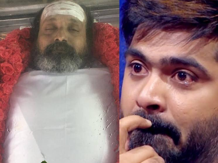 Simbu gets emotional about the death of his Manmadhan producer - official statement here!