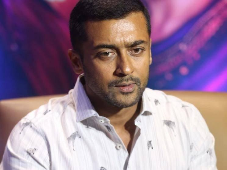 Suriya's strong statement against NEET exams creates a huge buzz!