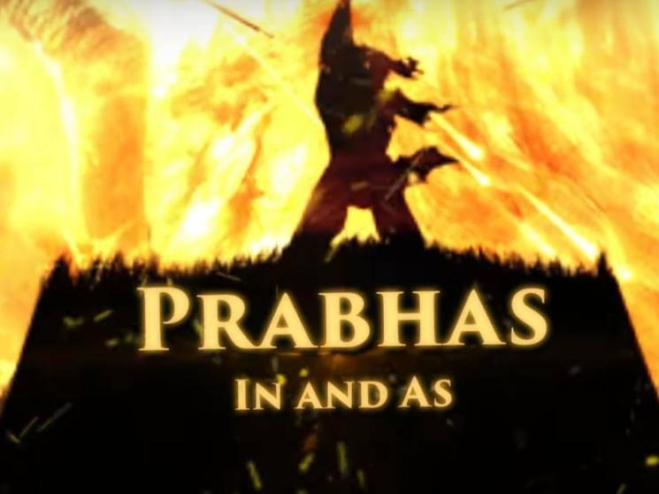 Prabhas' Adipurush New Promo Video Released - Watch it here!