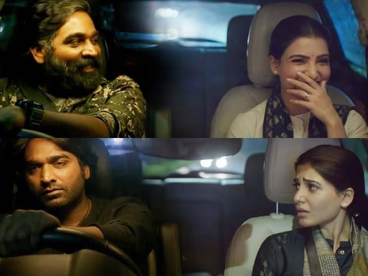 What?! Vijay Sethupathi and Samantha acted together in 96? Watch this new video!