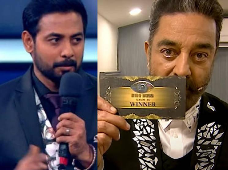 Aari announced as Bigg Boss 4 Tamil Title Winner - Fans in celebration mode!