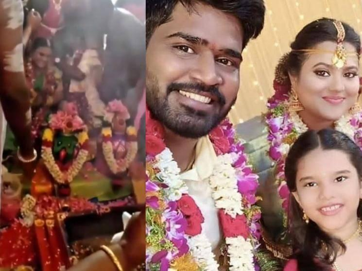This popular Tamil serial actor gets married amidst lockdown - wishes pour in!