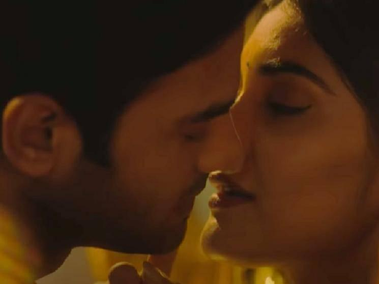 Nivetha Thomas' new romantic video song | Nani's V
