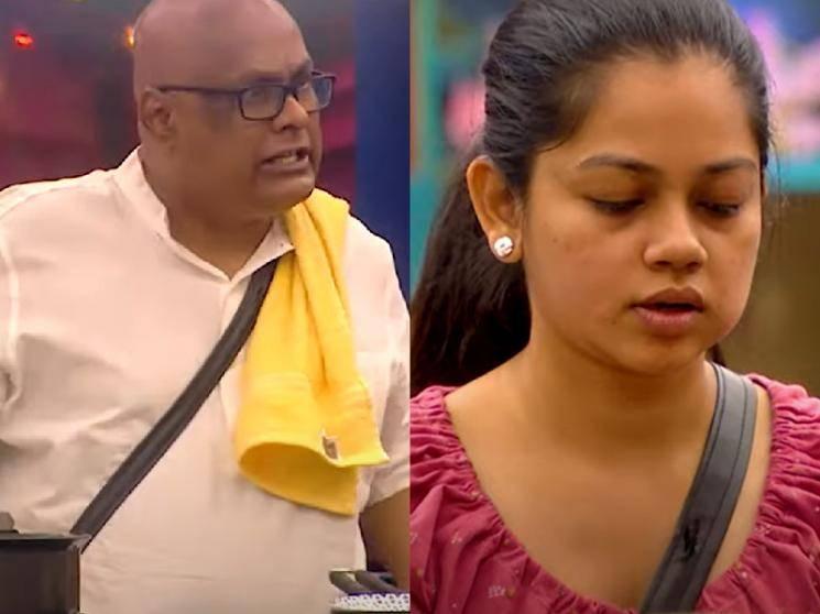 Bigg Boss 4 Tamil Promo - Fight continues between Suresh Chakravarthy and Anitha Sampath!
