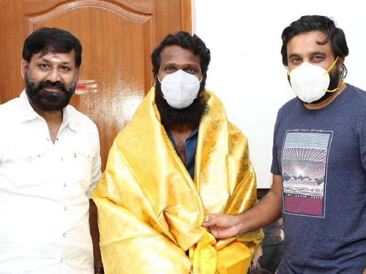 OFFICIAL: Vetri Maaran and Sasikumar join hands for a new Tamil film!