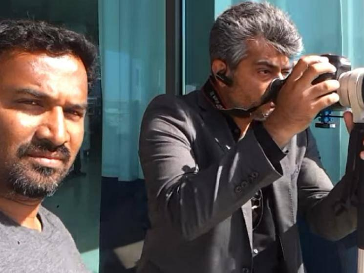 Have you seen this video of Thala Ajith?! Semma Surprise Video!