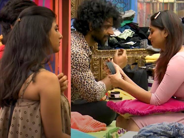 Balaji and Shivani's romance goes one step forward as Gabriella laments | Bigg Boss 4 Promo
