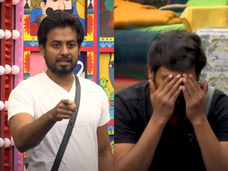 Aari loses his cool and gets angry | Hot new Bigg Boss 4 promo
