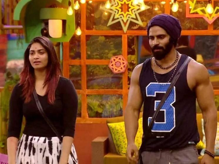 Bigg Boss 4: Balaji kisses Shivani on her forehead? Fans share video!