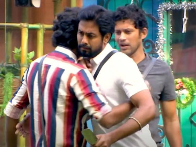 Next tough challenge for Aari, Rio and Som from Bigg Boss | New VIRAL promo