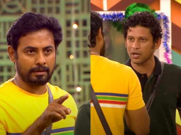 Som Shekhar's strong question and Aari's big challenge | New Bigg Boss 4 promo