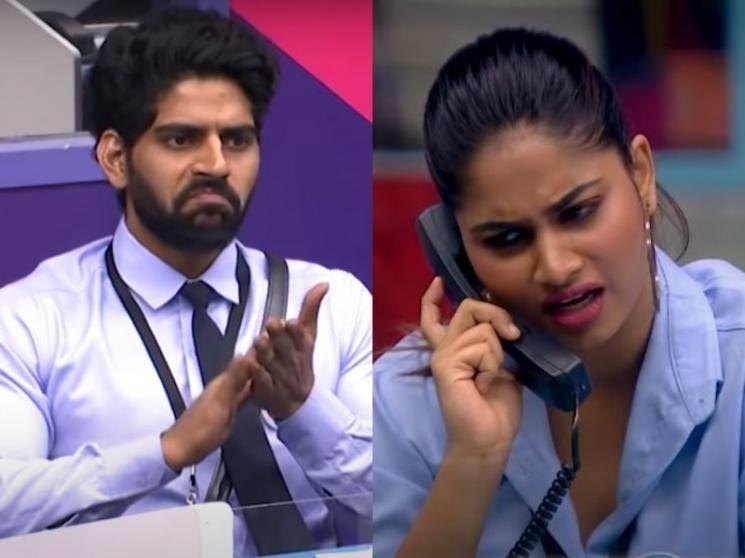 Aari questions Shivani whether it's just affection or love with Balaji | New Bigg Boss 4 promo