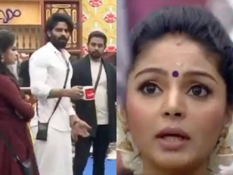 Balaji-Sanam's adjustment controversy conversation unseen video goes viral!