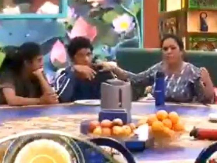 Archana and Som caught violating a basic rule - new viral Bigg Boss 4 video
