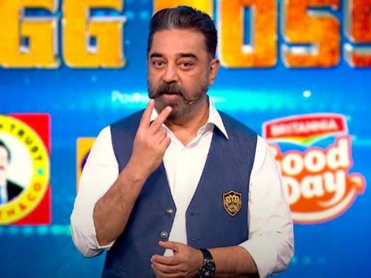 Kamal Haasan confirms double elimination in this week's Bigg Boss 4 | New viral promo