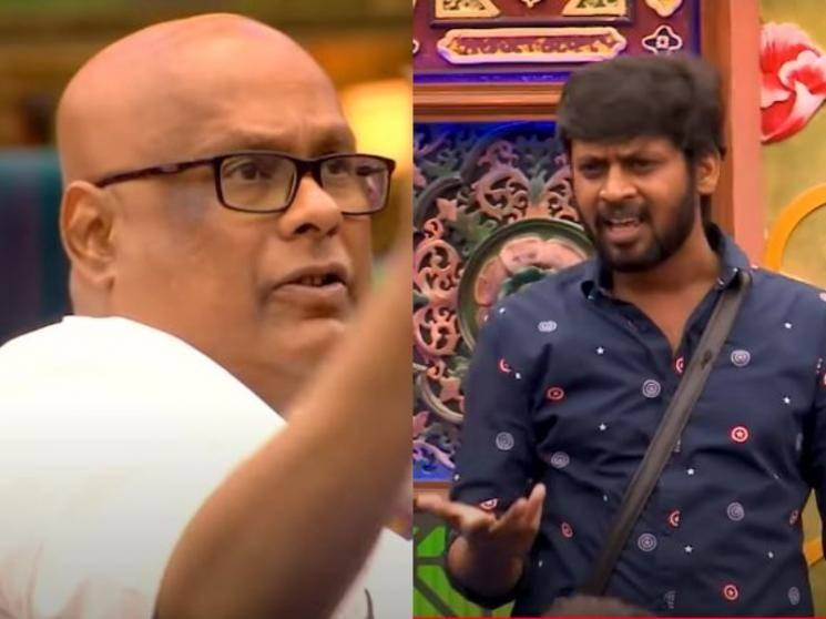 Rio Raj and Suresh Chakravarthy's arguments over a new task | Bigg Boss 4 | Day 15 - Promo 2